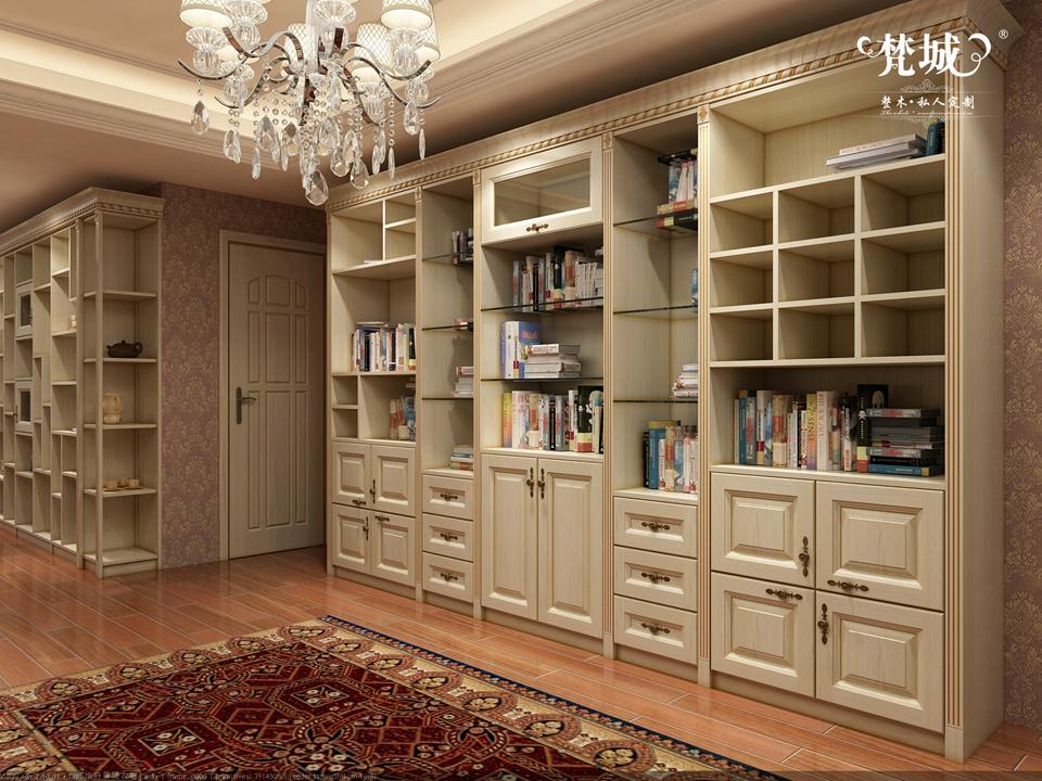 欧式木作_欧式衣柜31